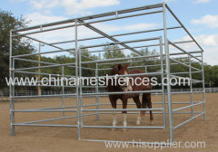 Hot Dipped Galvanized Horse Yard Panel