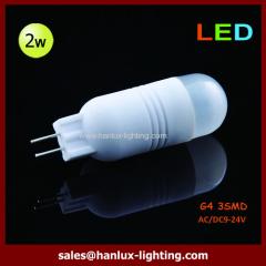 12V LED capsule bulb