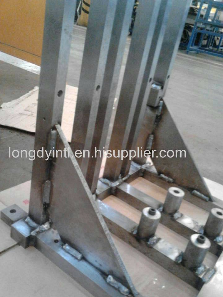 Spanish Welding Assembly Samples Succeed