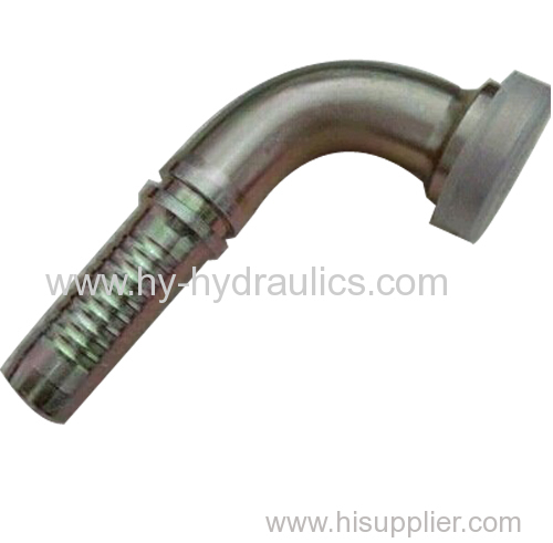 90 degree elbow flange fittings hose fittings