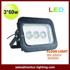 3*60W LED flood light