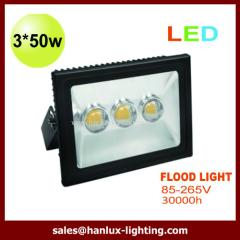 3*50W COB LED flood light