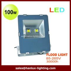 30000H life100W LED flood light