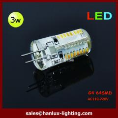 3W capsule LED bulb