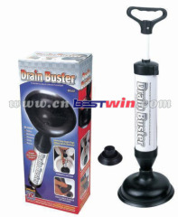 High-efficiency manual toilet drain buster 2014 new product
