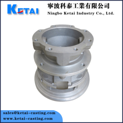 Low Pressure Casting of Cylinder Block