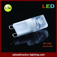 G9 LED capsule bulb