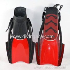 2014 good quality swimming flipper shoes for diving