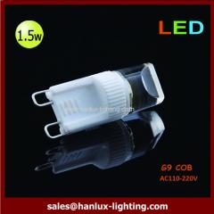 LED capsule bulb G9