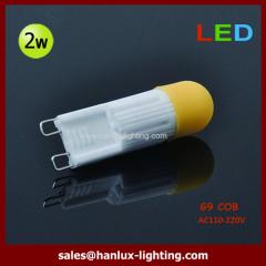 Capsule G9 LED bulbs