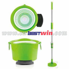 360 Degree Spin Mop AS SEEN ON TV/mini Magic Mop different color