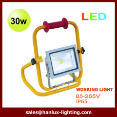 30W portable LED light