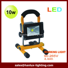 Rechargable LED work light