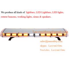 led emergency warning lightbar/ LED lysbjelke/ Low-Profile LED Light Bar