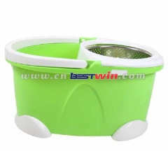 Hand Press Spin Mop magic mop 2014 new type mini magic mop colorful