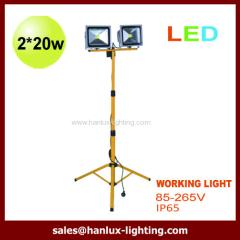 waterproof 2*20W/2*30W projector LED