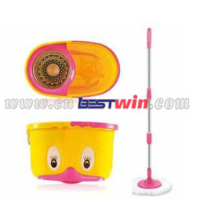 Spin Mop AS SEEN ON TV/mini Magic Mop different color manufacturer