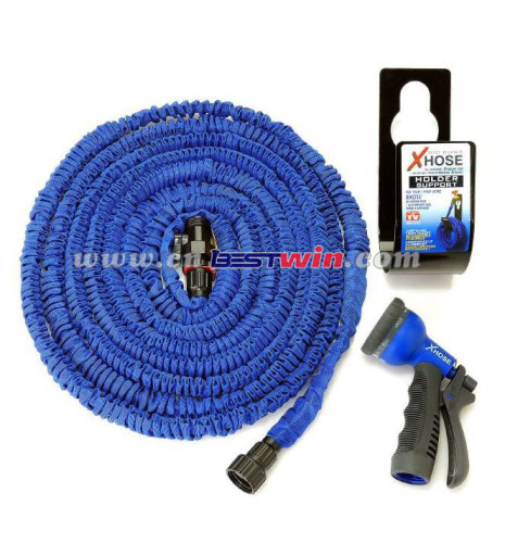 Water hose/ Expandable hose/Garden hose/car hose 2014 Garden X Expandable Hose 50ft include water spray gun