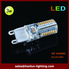 3W capsule LED light bulb