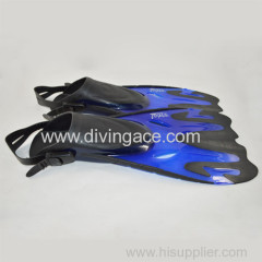 Flipper shoes with heel/ surfboard fins/ diving equipment