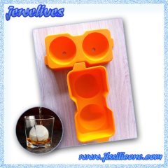 Fashion Double silicone ice ball mold