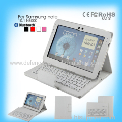 10.1 inches Tab case with bluetooth keyboard for Samsung