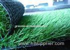 Deep Green PP / PE Artificial Pet Synthetic Grass For Dogs With Long Life