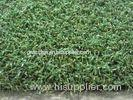 PP + Cloth Backing , 4500Dtex Golf Artificial Grass Putting Greens For Home Decorative