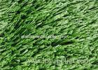 8800 Dtex Cricket Pitch Grass , Field Green And Apple Green Artificial Lawn Grass