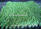 Diamond Shape Mono Yarn Baseball Artificial Turf , Anti UV Artificial Lawn