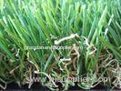 Landscaping 11000Dtex Garden / Landscape Artificial Grass Synthetic Lawn For Sports