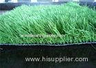 50mm Plastic Bicolor Baseball Artificial Turf Grass , Sports Artificial Lawn Recycled