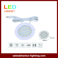 resessed LED cabinet downlight