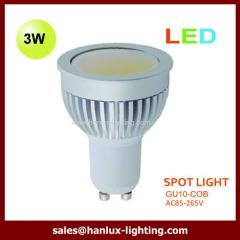 GU10 LED lighting bulb