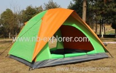 3man tent with 2doors