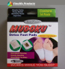 mudoku detox foot pads ingredients