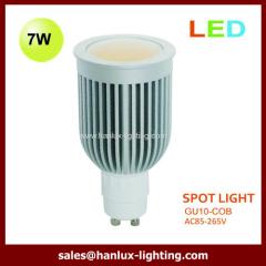 GU10 COB LED bulb