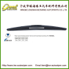 Rear wiper blade plastic frame
