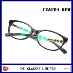 Black Frame Glasses for Men