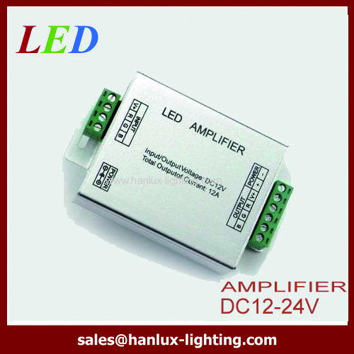 DC12V~24V Colorful RGB amplifier