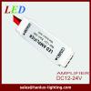 CE DC 12V LED strip light mini RGB amplifier