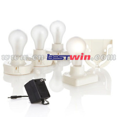 The Motion Activated LED Light Up/360 degree Led Light insta bulb