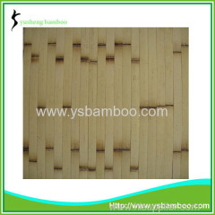 decorative outdoor bamboo wall panel