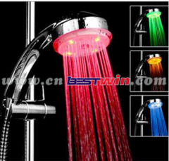 LED shower 2014 new bathroom products