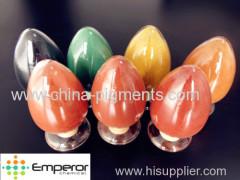 Rare Earth Oxides Iron Oxide Pigment Yellow 4310(www-pigmentironoxide-com)