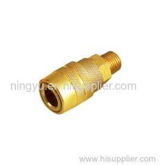 Wholesale Best Quality USA industrial type milton style & two touch stainless steel coupling