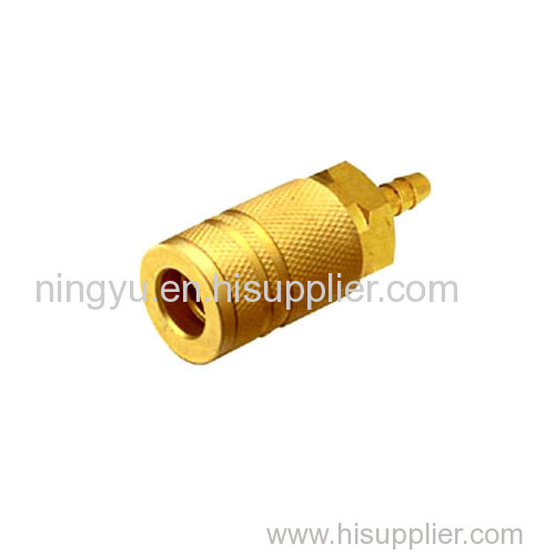 Wholesale High Quality but Cheap Price USA Industrial two touch type brass or quick-disconnect tube couplings