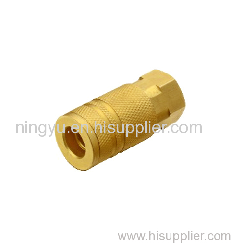 High Quality USA Type one touch auto-locking stainless steel couplings