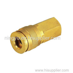 High Quality & low price USA one touch Pneumatic female coupling