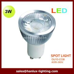 GU10 LED spot light